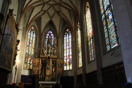 Stadtpfarrkirche St. Stephan