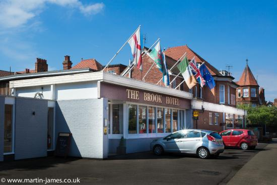 Best Western Brook Hotel, Flexstowe: Best Western Brook Hotel in Felixstowe, Suffolk