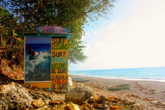 San Rafael Surf School y Eco-Tours