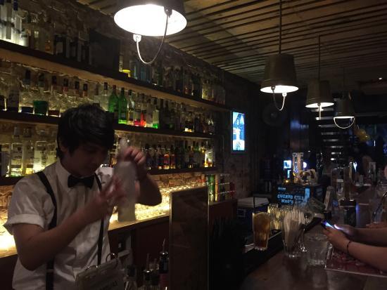 Pisco Bar : Nice tapas bar