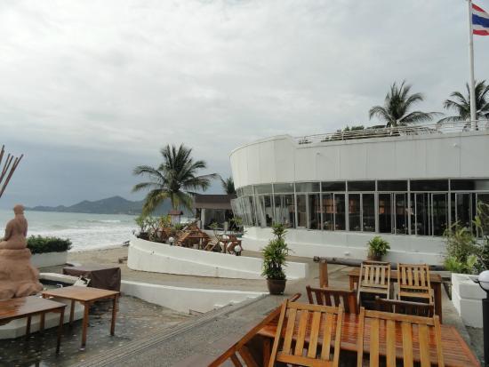 The Island Resort and Spa: Отельный ресторан