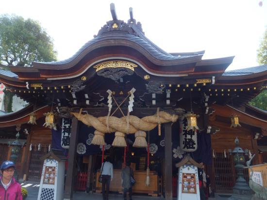 Kushida-jinja (櫛田神社) - Picture of Kushida Shrine, Fukuoka ...