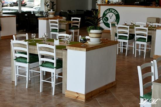Nova Ves, República Checa: Restaurace Halfway/V Půli cesty