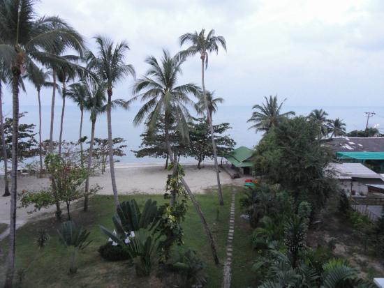 Grand Sea View Hotel: А это когда дождило
