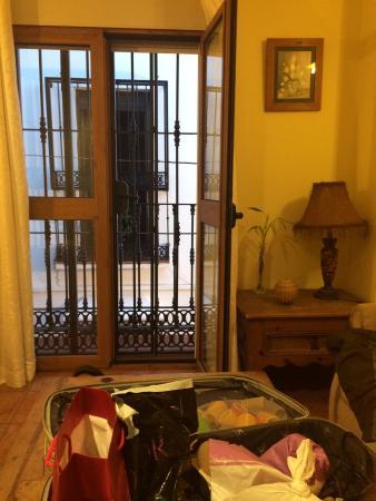 Hotel-Apartamentos Puerta de Aduares: Window