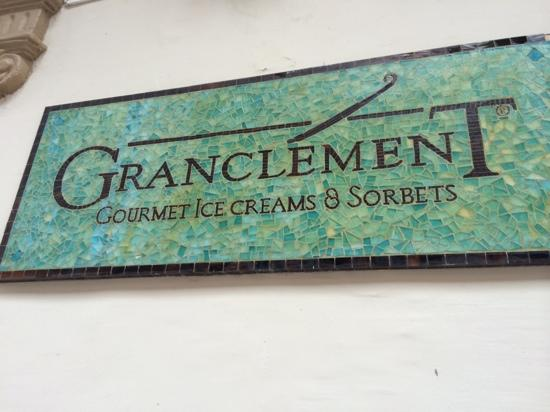 Granclement Gourmet Ice Creams and Sorbets : Sorveteria no Centro Velho