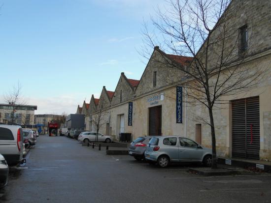 ResidHotel Galerie Tatry: En een zeer ruime parking!