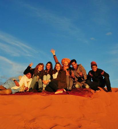 Rutas Marruecos: dunas