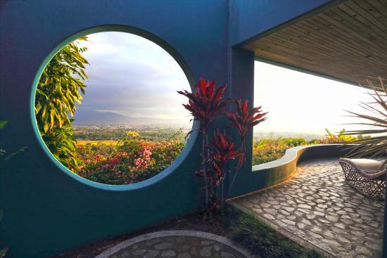 Xandari Resort & Spa: View from a terrace