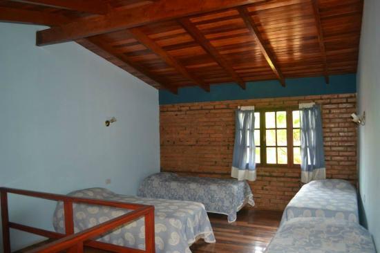 Marangatu: habitaciones amplias