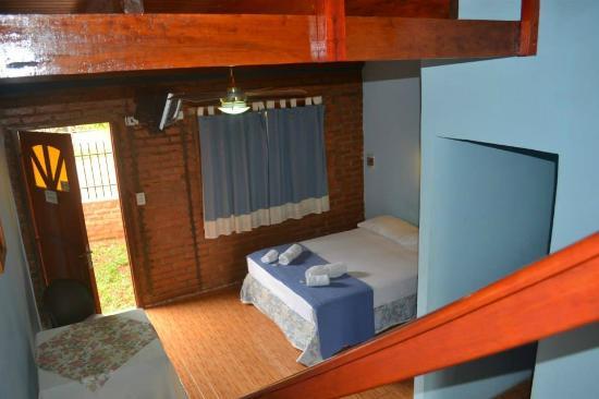Marangatu: habitacion aireada y limpia
