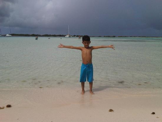 Posada Galapagos: en la playita