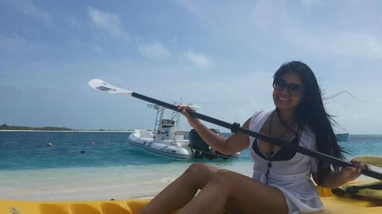 Posada Galapagos: deporte acuático.. kayak