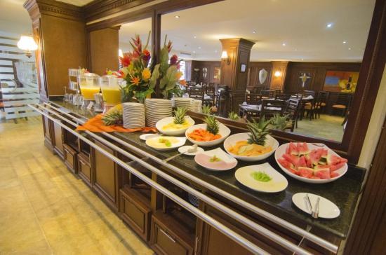 Hotel Windsor: Desayuno