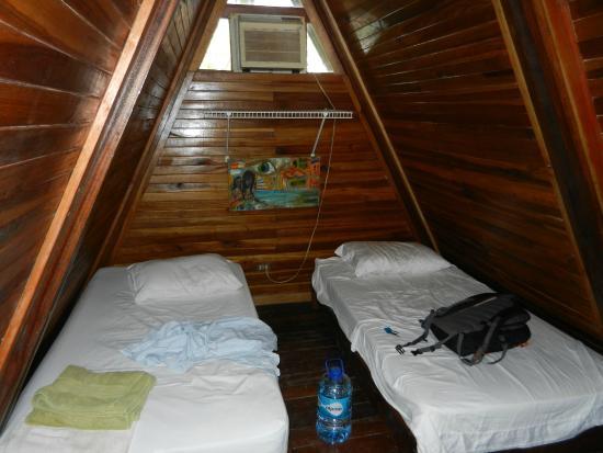 Playa Grande Surf Camp : Room