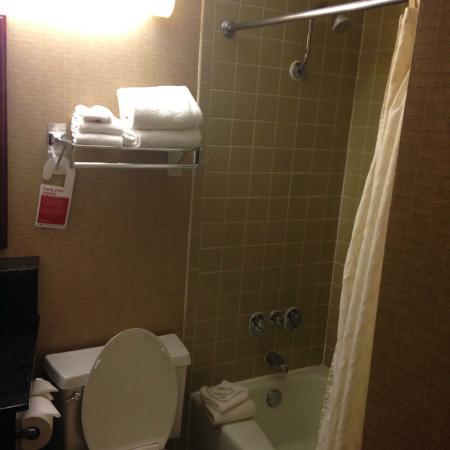 Ramada Reno Hotel and Casino: banheiro