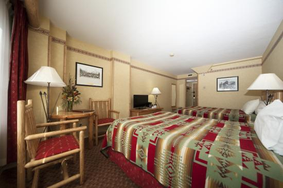 Brewster's Mountain Lodge: Standard Room