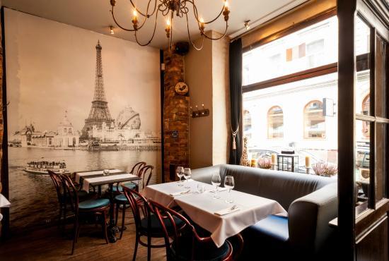 Le Bistrot Parisien