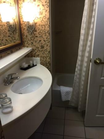 Embassy Suites by Hilton Nashville at Vanderbilt: bathroom