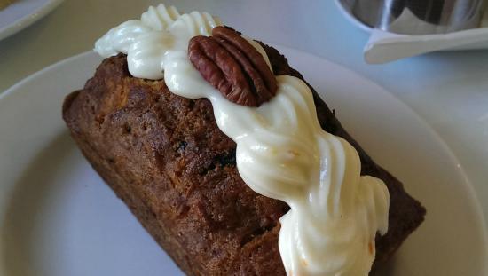 Seasons : Carrot cake - warm, delicious