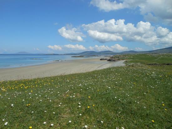 """Letterfrack, Irland: La spiaggia di Lettergesh, set di """"Un uomo tranquillo"""""""