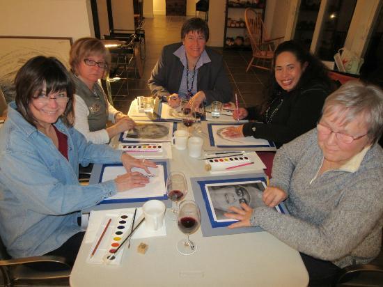 Winery Tours Walla Walla : Art, wine, food and friends.