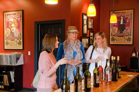 Winery Tours Walla Walla: A visit to Slight of Hand Cellars