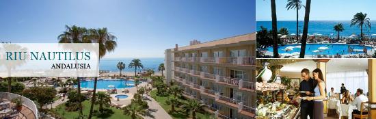 Hotel Riu Nautilus: VISTA C