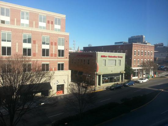 Hampton Inn Columbia - Downtown Historic District: View from the room!