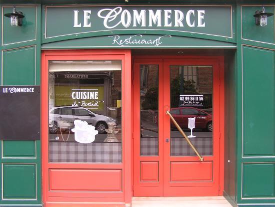 Taverne Du Commerce: Façade du restaurant