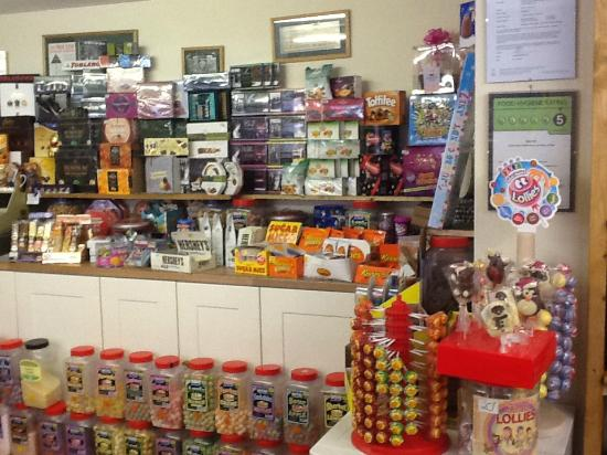 Garnetts Sweet Shop
