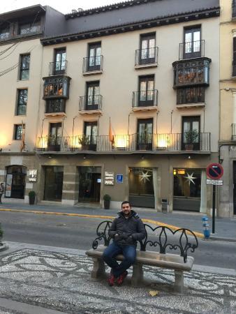 Fachada Picture Of Vincci Albayzin Granada Tripadvisor