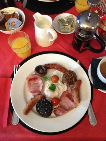 Creedon's Bed & Breakfast: Breakfast