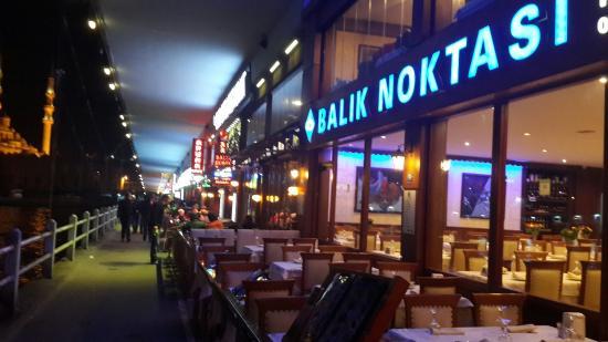 Balik Noktasi : Очень вкусно и очень хороший :))