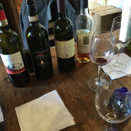 Florence Wine Academy: wine tasting