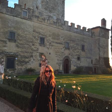 Florence Wine Academy: Gorgeous Castle