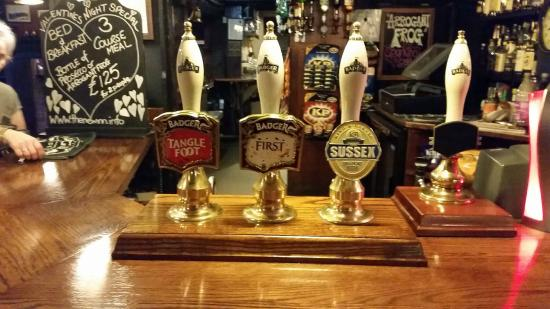 Heckfield United Kingdom  City new picture : ... curently on offer Picture of The New Inn, Heckfield TripAdvisor