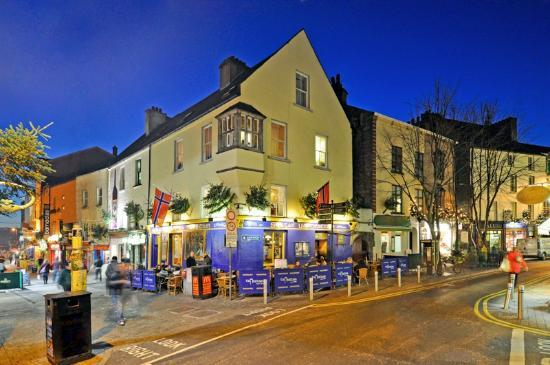 Marless House Bed & Breakfast: Quay Street, Galway