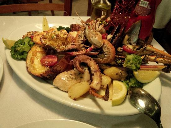 Excelente Restaurante A Casa Vidal