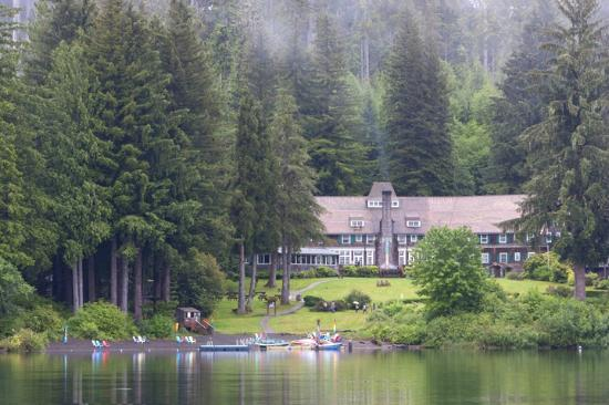 Our Wedding Review Of Lake Quinault Lodge Wa Tripadvisor