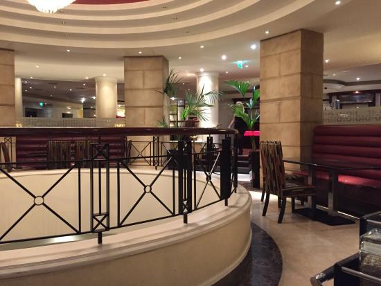 Restaurants Near Europa Hotel Belfast
