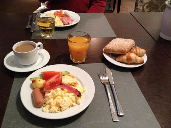 Tallink Hotel Riga: Frühstück