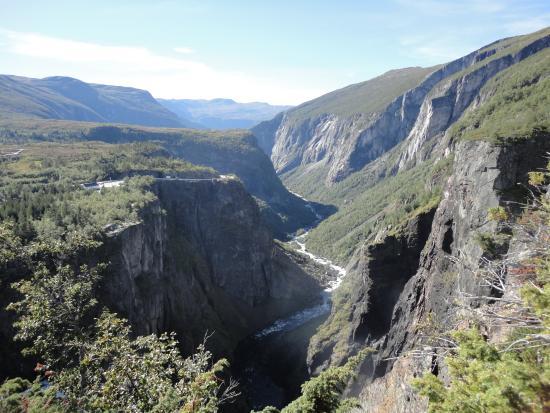 Drammen, Norvegia: Os fiordes noriegueses são lindos.