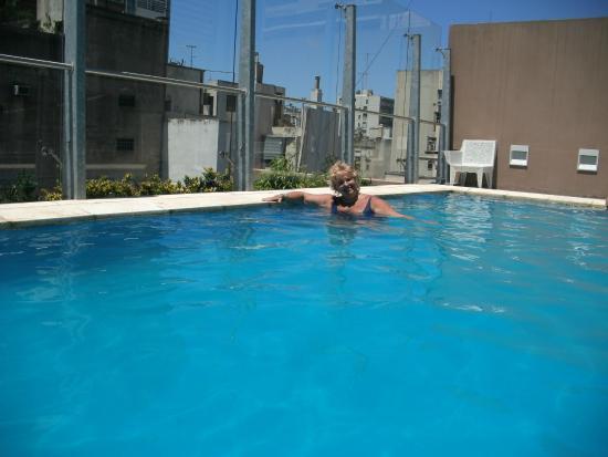Grand Hotel: Pileta