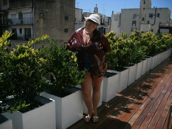 Grand Hotel: Jardines