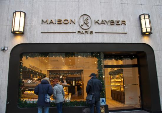 Photo of French Restaurant Maison Kayser at 8 West 40 Th St, New York, NY 10018, United States