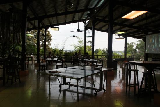 Bocas Island Lodge: areas abiertas 1