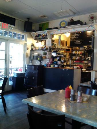 Summer Kitchen Restaurant Cafe Quaint Interior