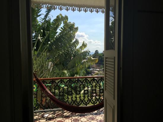 Castelinho38 : vue de l'hôtel