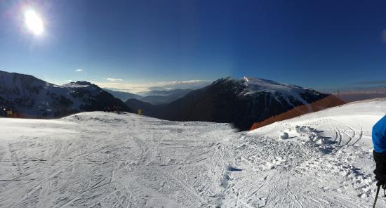 Hotel Ludwigshof: Skigebiet Lamettas